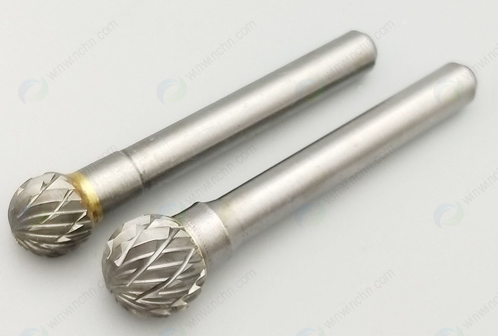Tungsten Carbide Ball Shape Burs